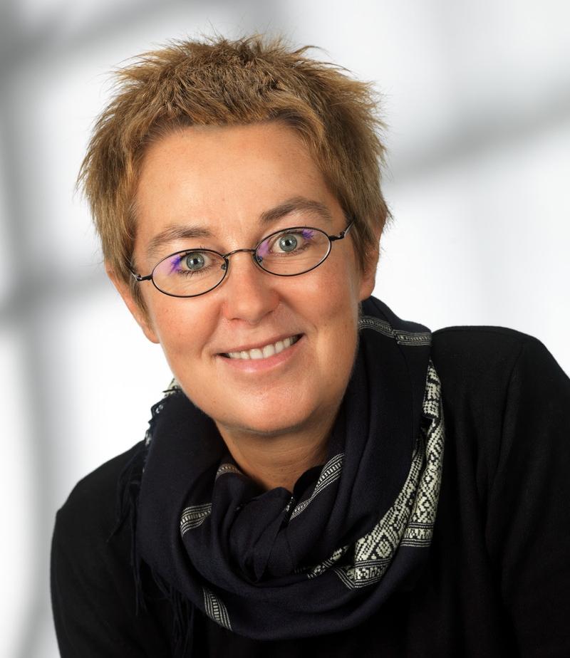 Helga Bock Undertaker's Museum Portrait