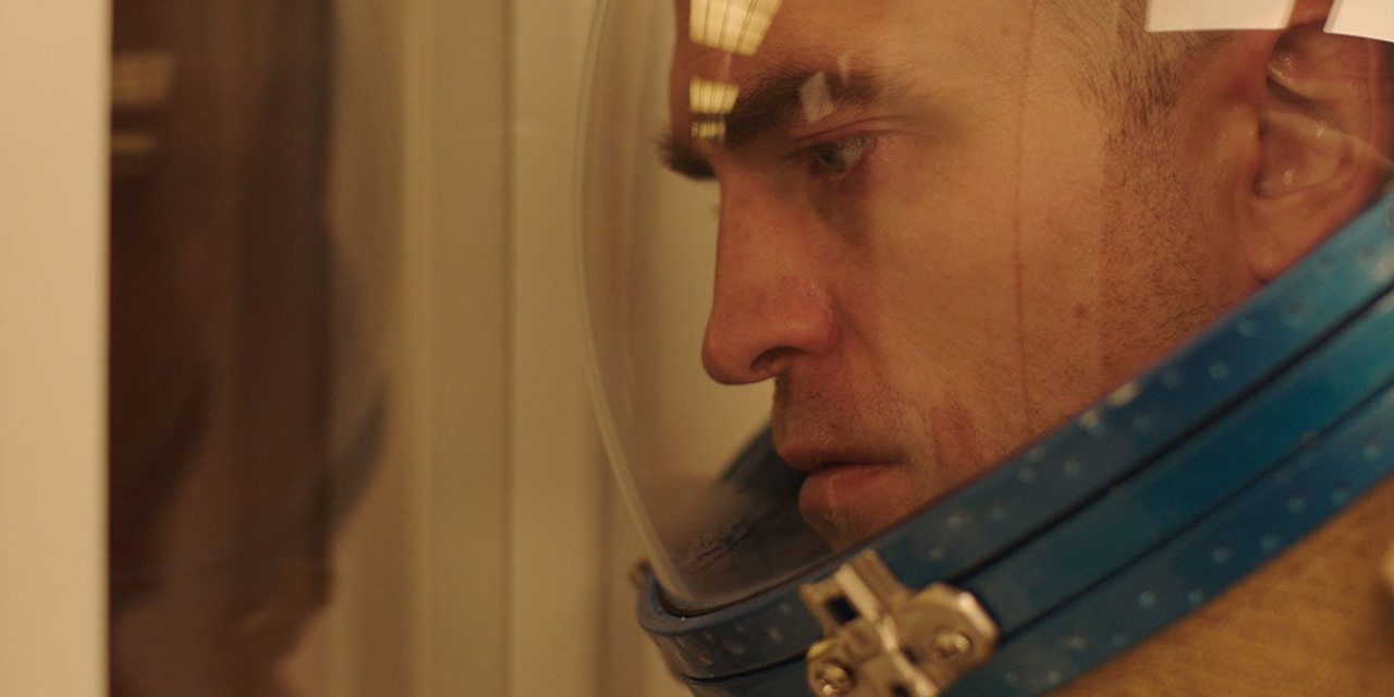 """High Life"" Pattinson Filmstill"