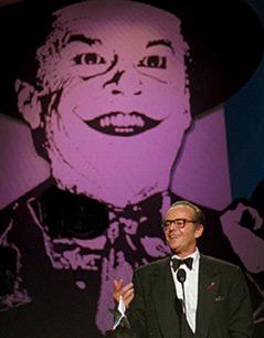 Jack Nicholson als Joker
