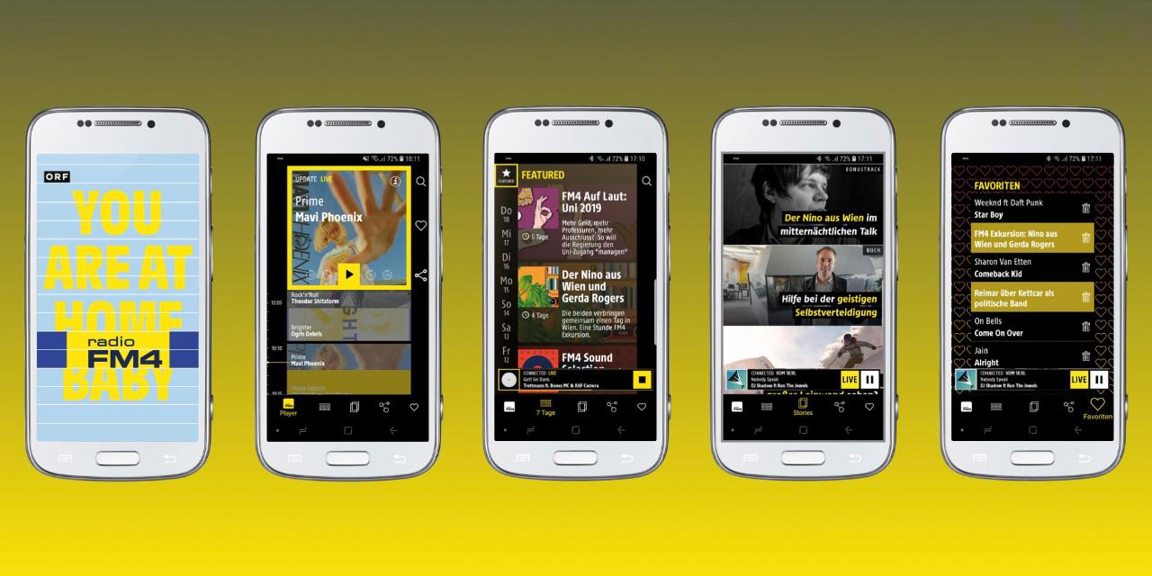 FM4 App