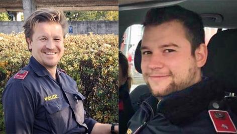 Polizei in Sag was nettes (Marko)