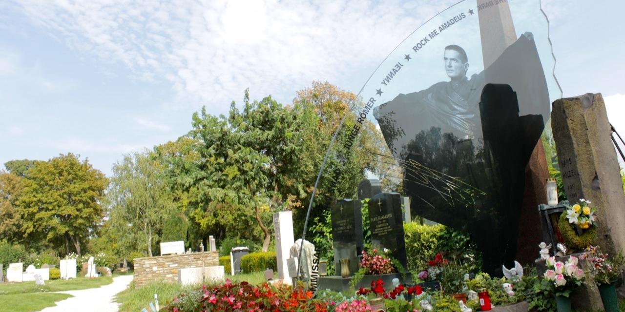 Wiener Zentralfriedhof Ehrengräber