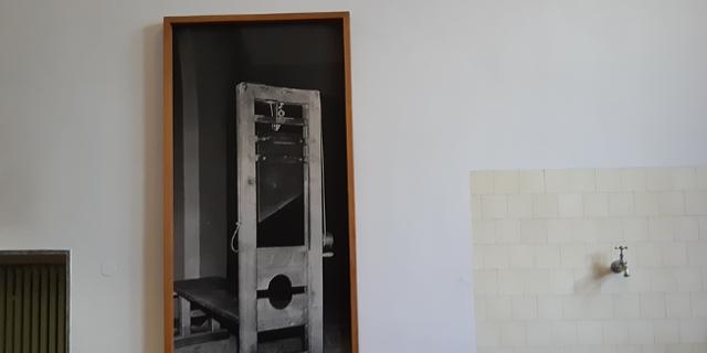 NS-Hinrichtungsraum im Wiener Landesgericht
