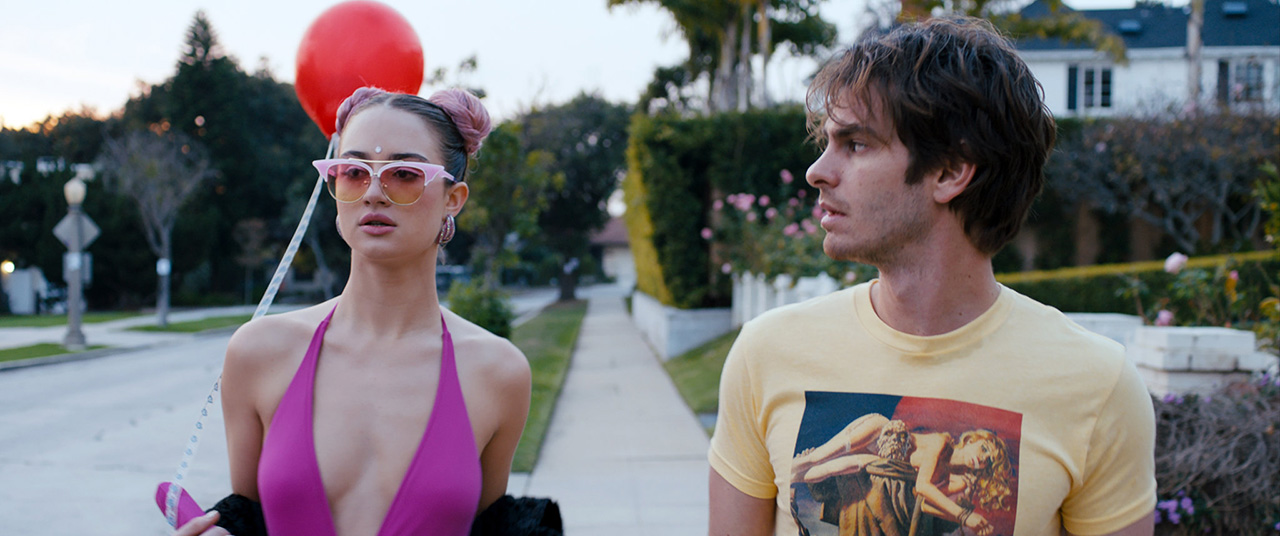 """Under The Silver Lake"""