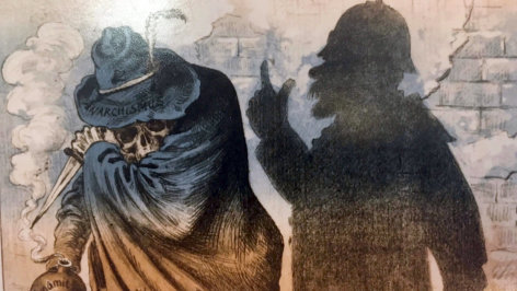 Die letzten Stunden einer Kaiserin, Elisabeth und die Anarchisten