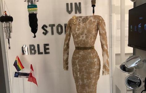 Songcontest-Siegerkleid von Conchita Wurst