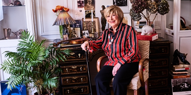Portraitfoto Marianne Faithfull