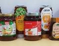 Verschiedener Honig aus Supermärkten