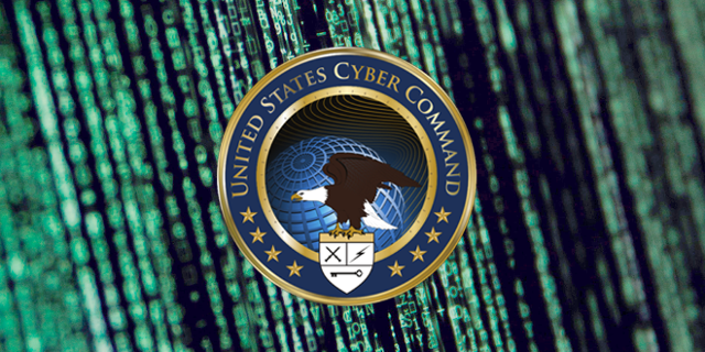Logo der US Cybercom