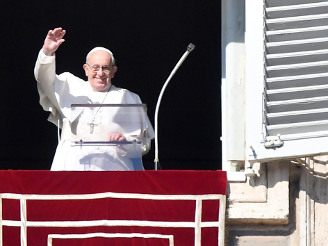 Papst Angelus Gebet