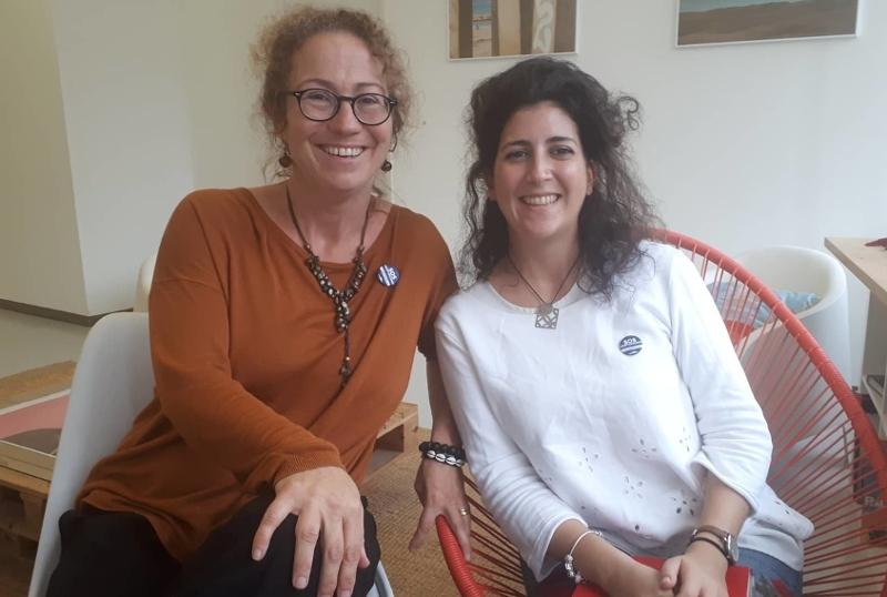 Julie & Avra, SOS Méditerranée