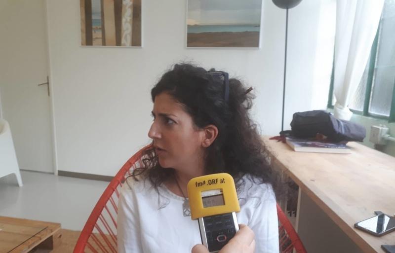 Avra, SOS Méditerranée
