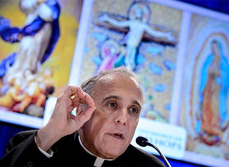 Kardinal Daniel DiNardo
