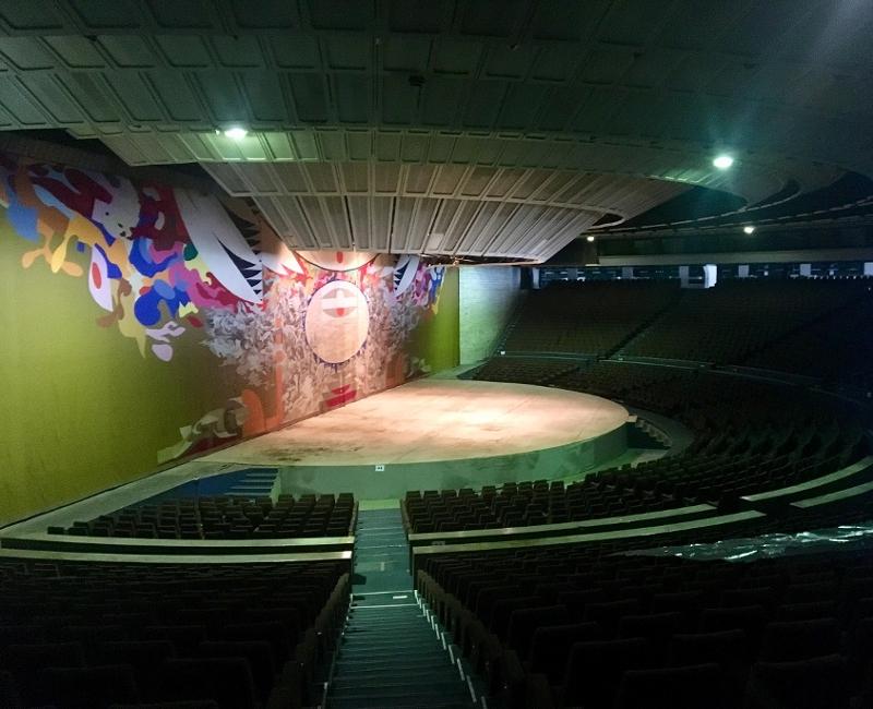 Bühne Linnahall