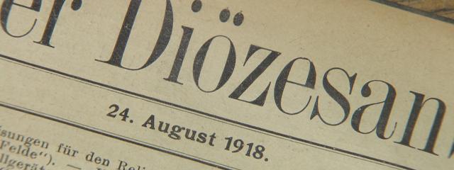 Tagebücher Prälat Ignaz Seipel