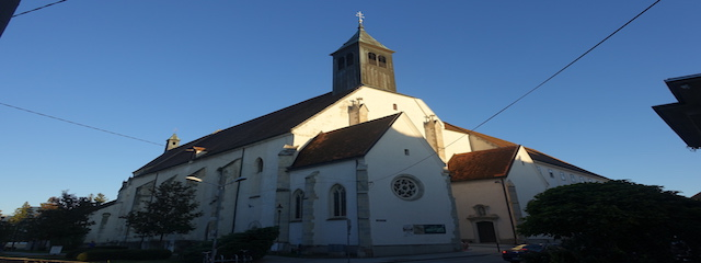 Stiftspfarre Neukloster