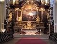 Stiftspfarre Neukloster in Wr.Neustadt