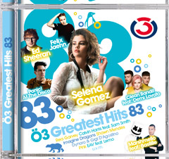 "Cover der ""Ö3 Greatest Hits 83"""