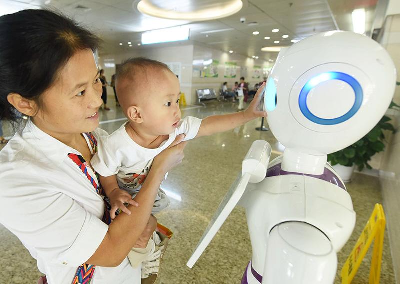 Wie Roboter die Medizin verändern