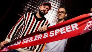 Seiler und Speer beim Red Bull Music Soundclash