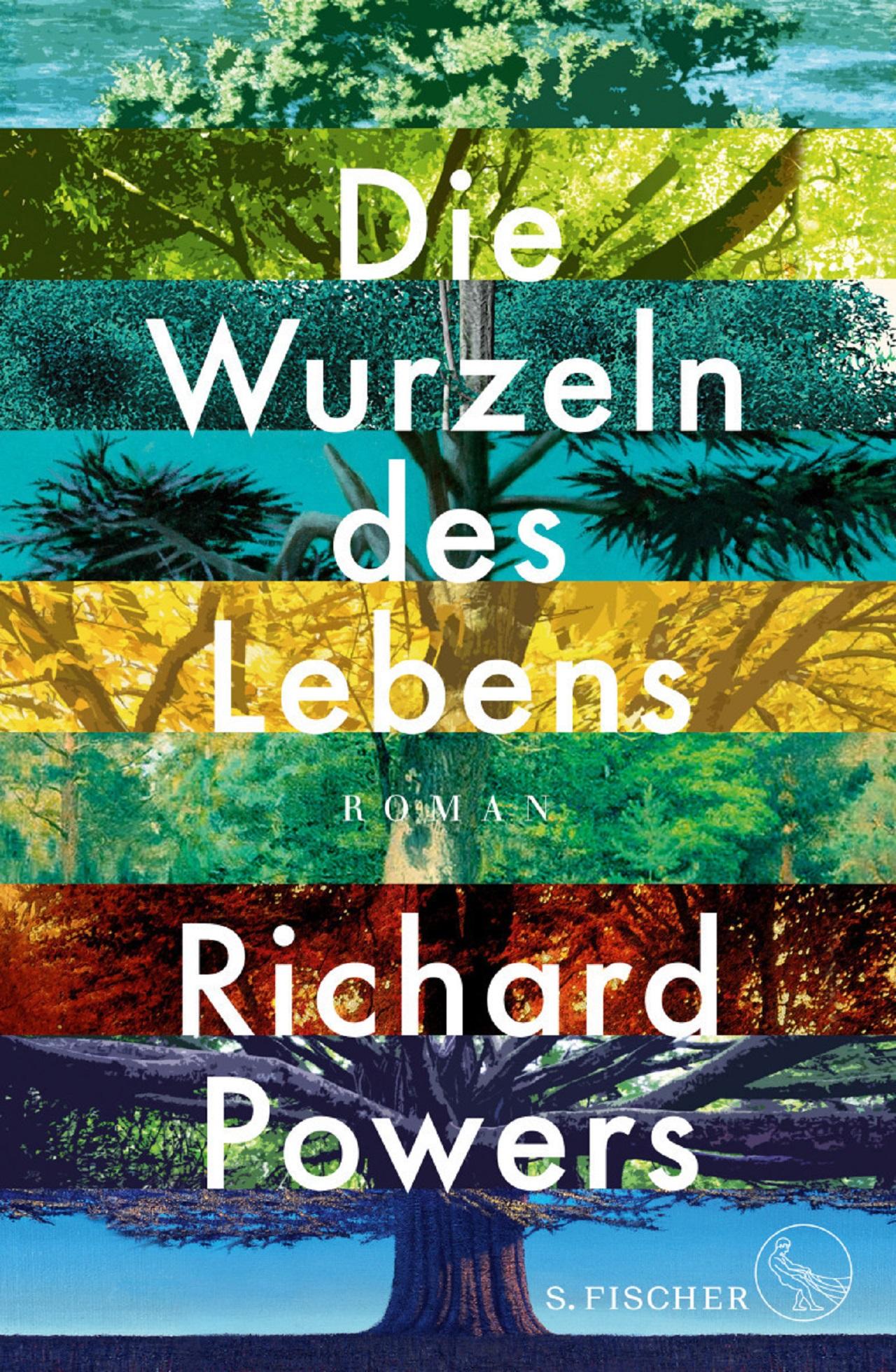 """Cover """"Die Wurzeln des Lebens"""" von Richard Powers"""