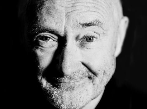 Phil Collins Portrait