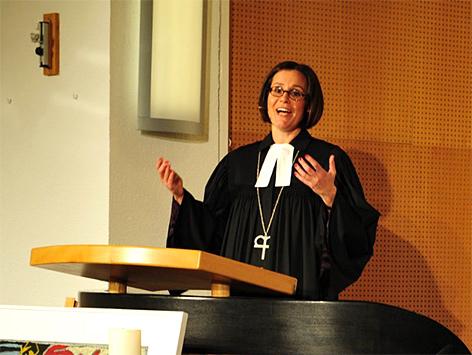 Amtseinführung von Pfarrerin Maria Katharina Moser als Diakonie-Direktorin