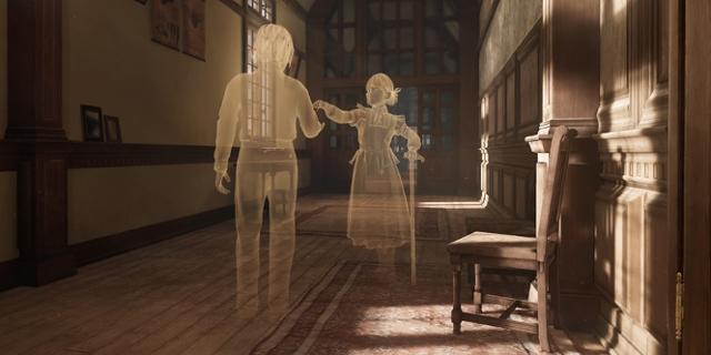 Screenshot des Spiels Déraciné