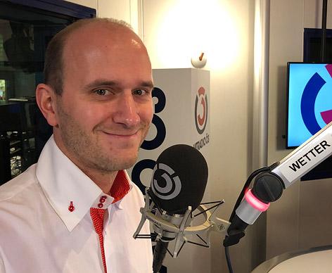 Ö3-Hörer Bernhard