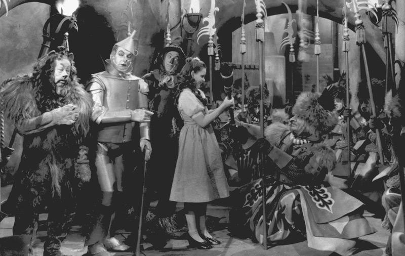 """Szenenbild """"Der Zauberer von Oz"""""""