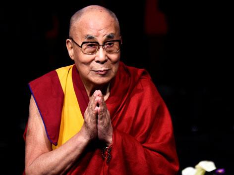 Dalai Lama: Frieden oder Ende der Menschheit