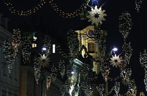 Weihnachtsbeleuchtung Graz