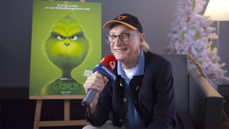 Otto Waalkes im Ö3-Interview
