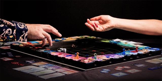 Brettspiel World Control
