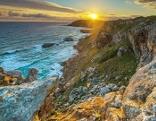 Wilde Reise mit Erich Pröll  Wilde Küste von Südafrika