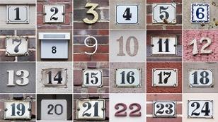 24 Hausnummer