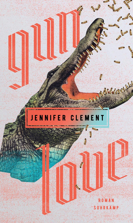 """Buchcover von Jennifer Clements """"Gun Love"""""""
