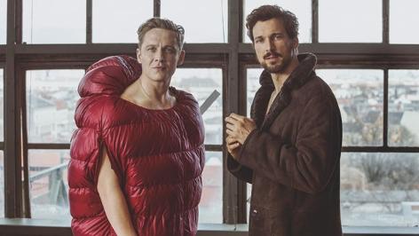 """Fitz und Schweighöfer in """"100 Dinge"""" Film"""