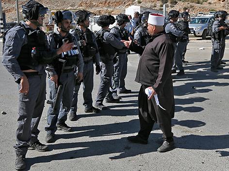 Drusen protestieren auf den Golan-Höhen gegen das geplante Nationalitätengesetz