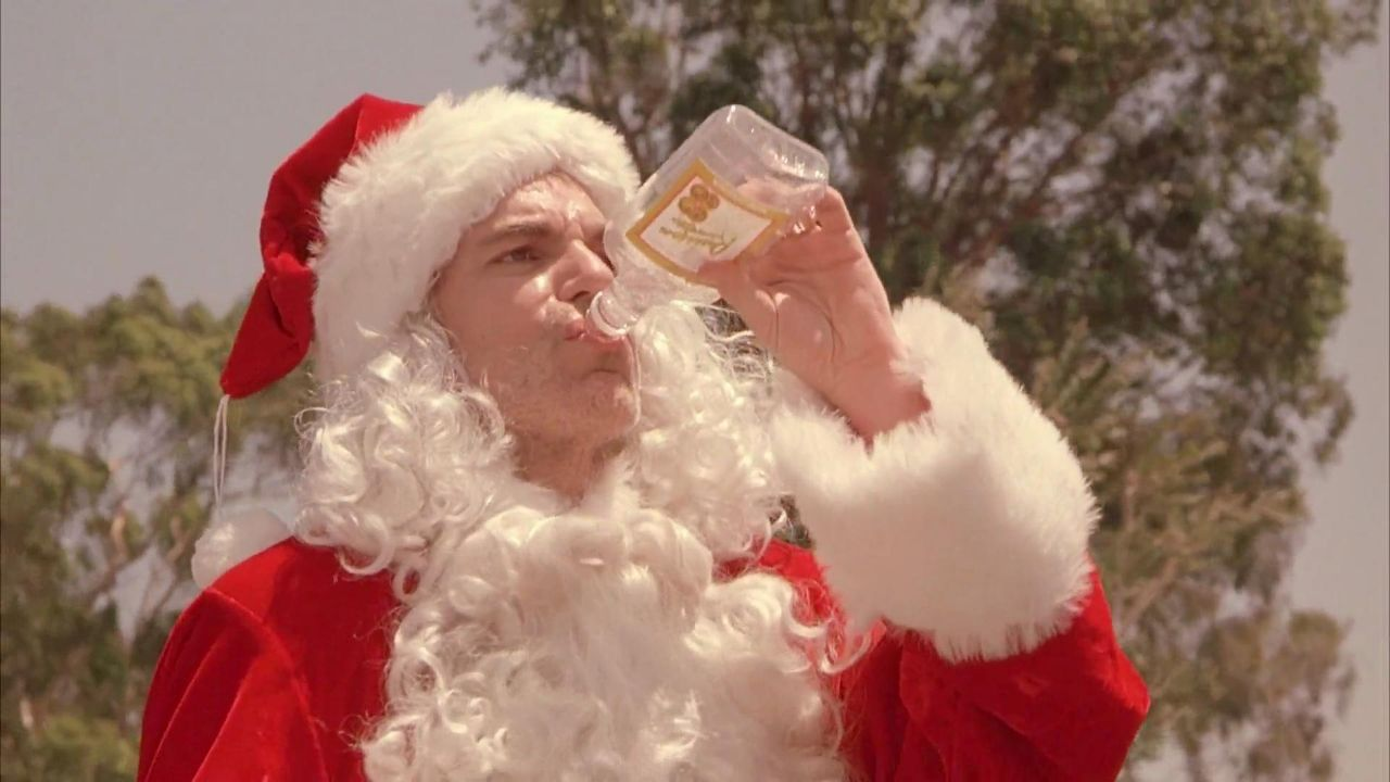 """szenenbild """"Bad santa"""""""