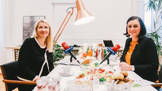 "Umweltministerin Elisabeth Köstinger am 9.12. zu Gast in Ö3-""Frühstück bei mir"""