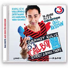 Gernot Kulis 18 Jahre Callboy CD Cover
