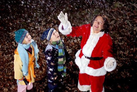 Der Nikolaus im Haus    Originaltitel: Der Nikolaus im Haus (AUT 2008), Regie: Gabi Kubach