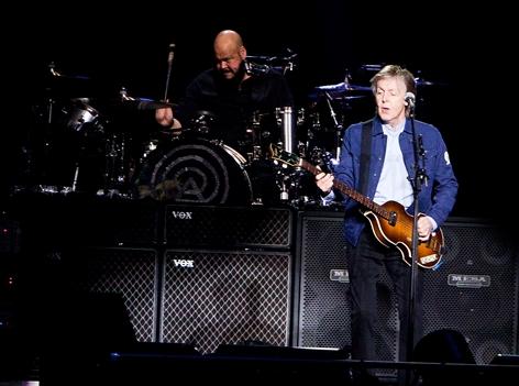 Paul McCartney live ine Wien