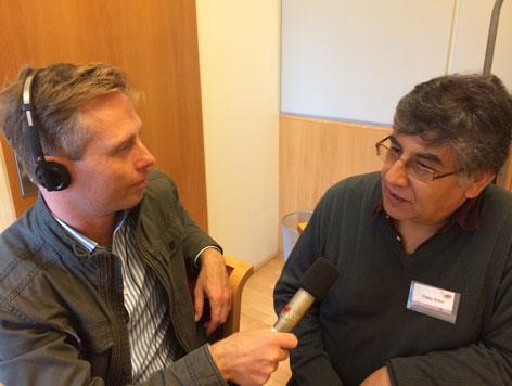 Andreas Mittendorfer Globalisierungskritiker Pablo Solón Bolivien