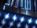 Künstlersiche Darstellung: Computer mit Quanten- und Soliziumtechnologie