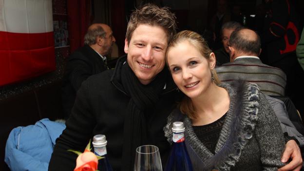 Hannes Reichelt und Larissa Hofer-Reichelt werden Eltern