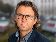 Porträtfoto von Günther Sandner