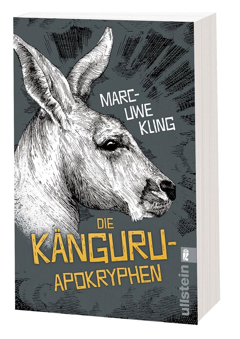 """Marc-Uwe Klings BUch """"Die Känguru Apokryphen"""""""