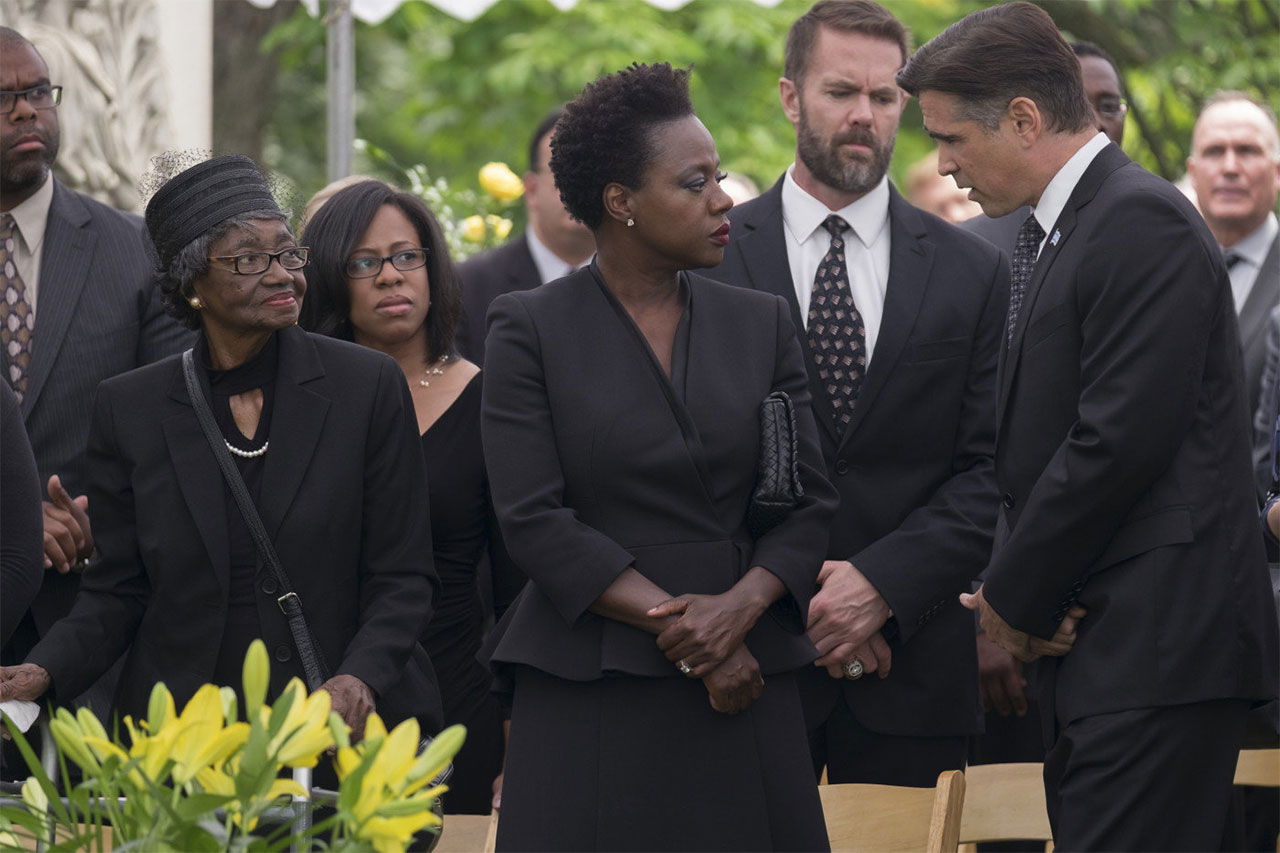 "Bilder aus dem Film ""Widows"""